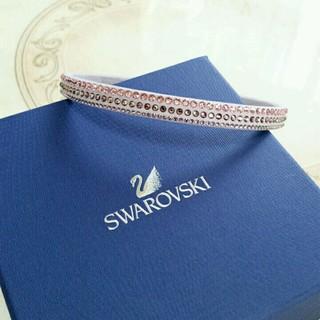 スワロフスキー(SWAROVSKI)のスワロフスキー カチューシャ(カチューシャ)