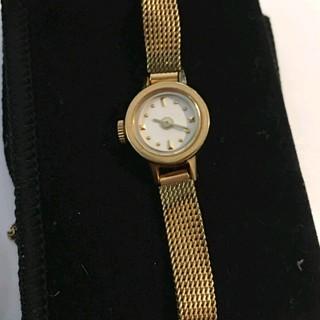 アッシュペーフランス(H.P.FRANCE)のH.P.FRANCE ゴールドウォッチ(腕時計)