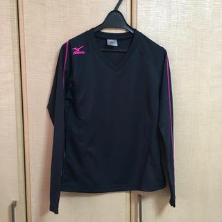 ミズノ(MIZUNO)の値下げ【新品】ミズノ ロングTシャツ(Tシャツ(長袖/七分))