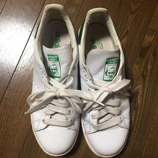アディダス(adidas)のadidas スタンスミス♡グリーン(スニーカー)