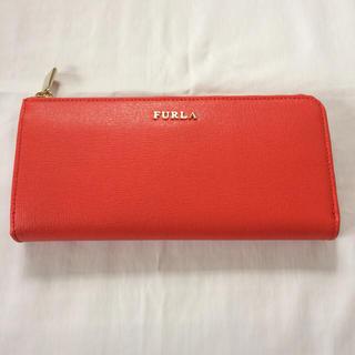 フルラ(Furla)の新品 未使用♡ FURLA L字型ファスナー 長財布 バビロン(長財布)