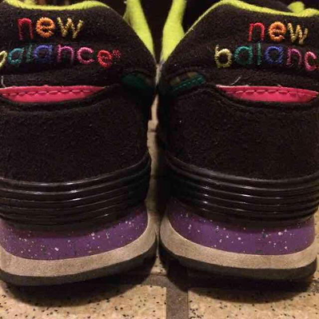 New Balance(ニューバランス)の別注  ニューバランス  アトモス  コラボ  23cm レディースの靴/シューズ(スニーカー)の商品写真