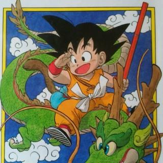 ドラゴンボール 42巻(少年漫画)