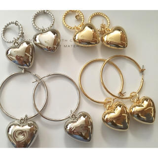 Heart Hoop pierce(ピアス)