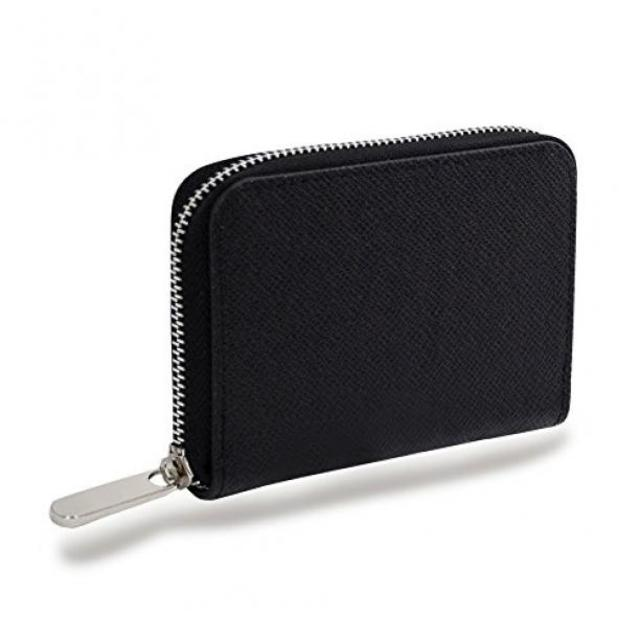 【人気 コインケース 小銭入れ 財布】ブラック ブラウン ネイビー メンズのファッション小物(コインケース/小銭入れ)の商品写真