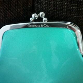 ティファニー(Tiffany & Co.)のTIFFANYコインケース❗(コインケース)