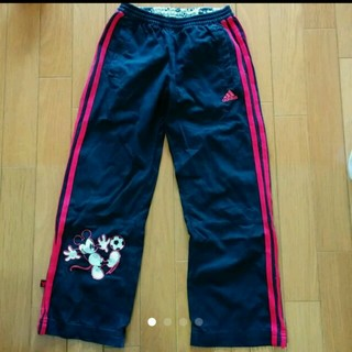 アディダス(adidas)のアディダス 長ズボン パンツ 130(パンツ/スパッツ)