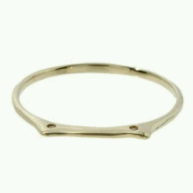 TSUMORI CHISATO(ツモリチサト)の新品☆実はねこ😻なの☆シンプルピンキーリングはツモリチサトジュエリー3号 レディースのアクセサリー(リング(指輪))の商品写真
