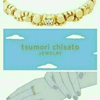 ツモリチサト(TSUMORI CHISATO)の新品☆tsumori chisato JEWELRY 肉球🐾リング (リング(指輪))