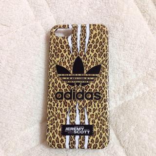 アディダス(adidas)のadidas iphone5カバー♡(その他)