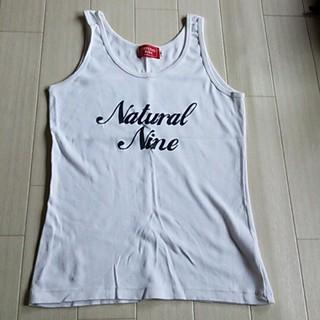ナチュラルナイン(NATURAL NINE)のNATURAL NINE♡タンクトップ(カットソー(半袖/袖なし))