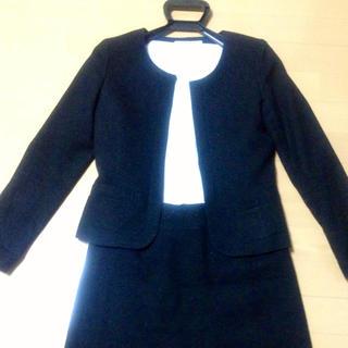 ナチュラルビューティーベーシック(NATURAL BEAUTY BASIC)のナチュラルビューティベーシックの黒スーツ(スーツ)