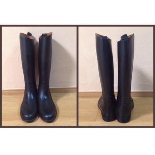 ムジルシリョウヒン(MUJI (無印良品))の無印良品 レインブーツ  M 長靴(ブーツ)