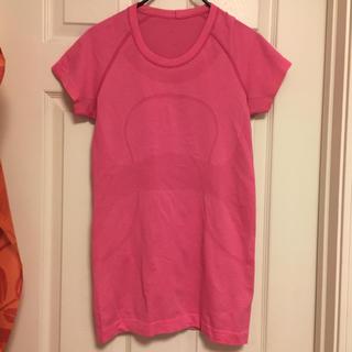ルルレモン(lululemon)のルルレモン 定番 Tシャツ サイズ6 取り置き中本日まで(ヨガ)