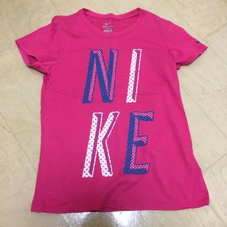 ナイキ(NIKE)のTシャツ ビビッドピンク ナイキ(Tシャツ(半袖/袖なし))