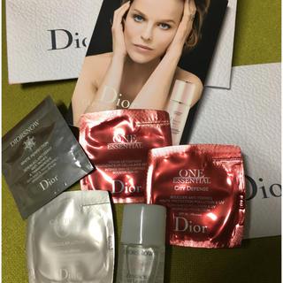 ディオール(Dior)のDior クリスチャンディオール サンプルセット(その他)