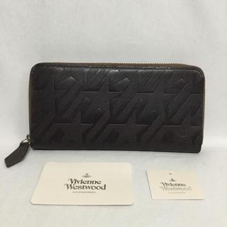 ヴィヴィアンウエストウッド(Vivienne Westwood)のVW ヴィヴィアン ラウンド長財布 正規品(財布)