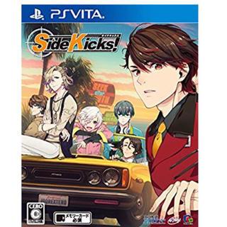 新品未開封♡ Side Kicks!  通常版 PS Vita 乙女ゲーム