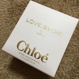 クロエ(Chloe)のクロエ ラブストーリー 箱(香水(女性用))