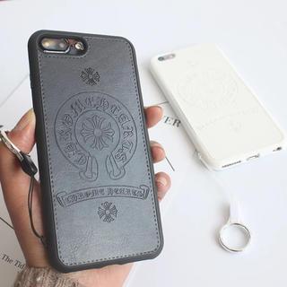 クロムハーツ(Chrome Hearts)のiphone7plusケースカバー新品(iPhoneケース)