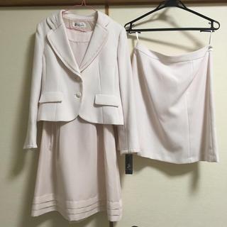 FESMY ピンク スーツ フォーマル 3点セット 15号 入園式 入学式(スーツ)