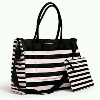ビクトリアシークレット ヴィクトリアシークレット ピンク バック ボストン 鞄