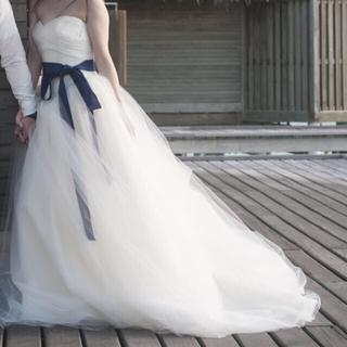 ヴェラウォン(Vera Wang)のmimiさま専用❤️VeraWangバレリーナUS10(ウェディングドレス)