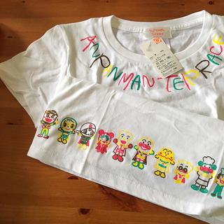 バンダイ(BANDAI)のアンパンマンテラス限定Tシャツ(Tシャツ(半袖/袖なし))