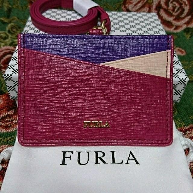 a167c9d266cb Furla(フルラ)の新品 フルラ IDケース レディースのファッション小物(名刺入れ
