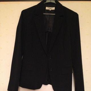 ナチュラルビューティーベーシック(NATURAL BEAUTY BASIC)のアヤ様☆スーツ 黒 リクルート(スーツ)