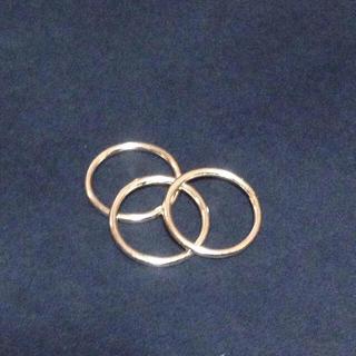 エイチアンドエム(H&M)の新品 リング(リング(指輪))