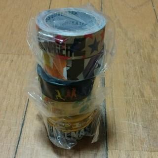 カンジャニエイト(関ジャニ∞)のマスキングテープ6個エイトレンジャー(テープ/マスキングテープ)