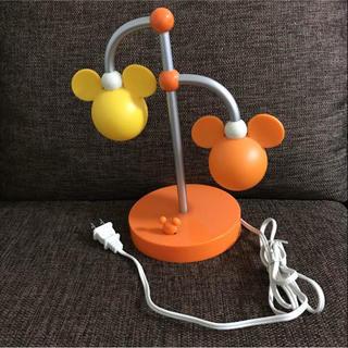 ディズニー(Disney)のミッキー型ライト/ランプ♡(テーブルスタンド)