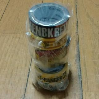 カンジャニエイト(関ジャニ∞)のマスキングテープ6個②エイトレンジャー(テープ/マスキングテープ)