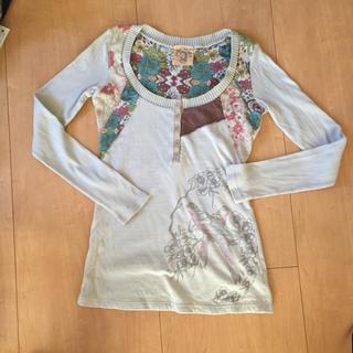 スキニーミニー(skinny minnie)のSKINNY MINNIEのロンT(Tシャツ(半袖/袖なし))