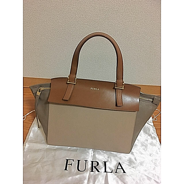 ab84d356cc7a Furla - 美品♡フルラ♡FURLA♡ドルチェヴィータ♡の通販 by ひぃ ...
