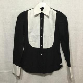 バルバ(BARBA)のBARBA バルバ ドレス シャツ 正規品(シャツ/ブラウス(長袖/七分))