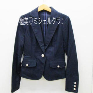ミッシェルクラン(MICHEL KLEIN)のミッシェルクラン試着のみジャケット♡(スーツ)