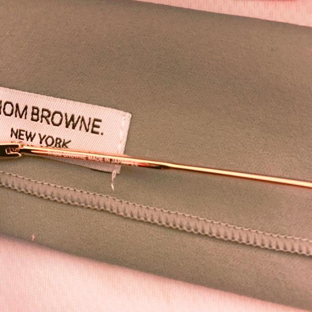THOM BROWNE(トムブラウン)のトムブラウン THOM BROWNE メガネ メンズのファッション小物(サングラス/メガネ)の商品写真