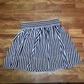 ローリーズファーム(LOWRYS FARM)の値下げ♡ストライプのスカート(ミニスカート)