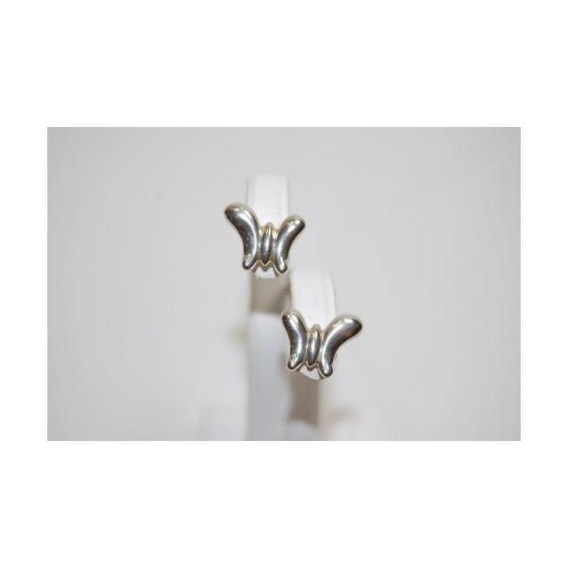 Tiffany & Co.(ティファニー)のティファニー バタフライ 蝶モチーフ ピアス SV925 レディースのアクセサリー(ピアス)の商品写真