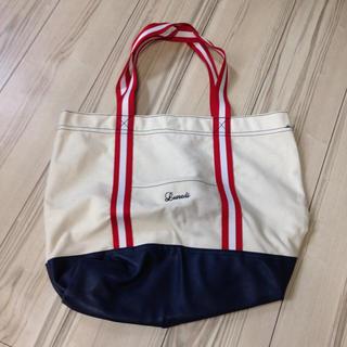 シマムラ(しまむら)のしまむら 美品 シンプルトートバッグ(トートバッグ)
