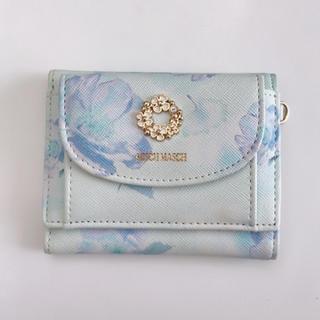 ミッシュマッシュ(MISCH MASCH)の大人気♡花柄♡折り畳み財布♡(折り財布)