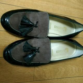 スピックアンドスパン(Spick and Span)のスピック&スパン インポートフラットシューズ(ローファー/革靴)