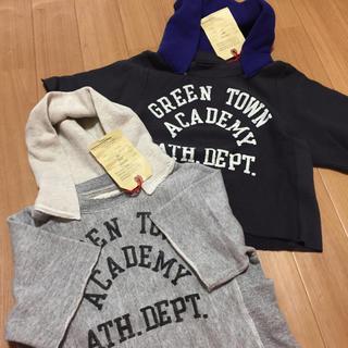 ゴートゥーハリウッド(GO TO HOLLYWOOD)のゴートゥーハリウッド完売フードカットソー✴︎100新品タグ(Tシャツ/カットソー)