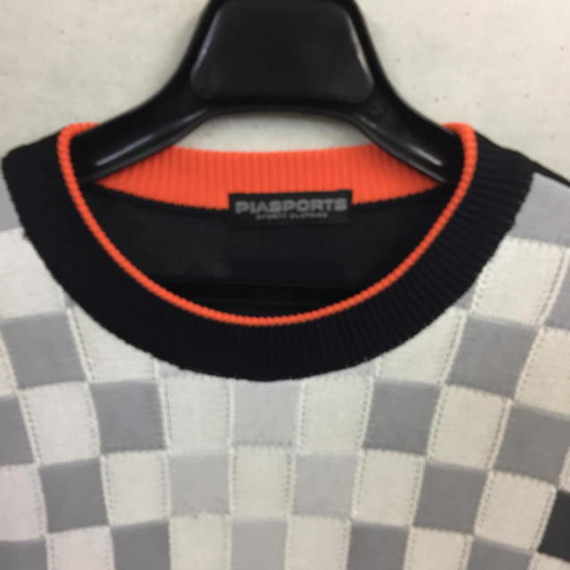 ピアスポーツ サマーセーター メンズのトップス(ニット/セーター)の商品写真
