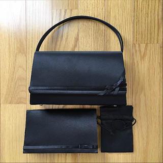 シマムラ(しまむら)のブラックフォーマルバックセット(礼服/喪服)