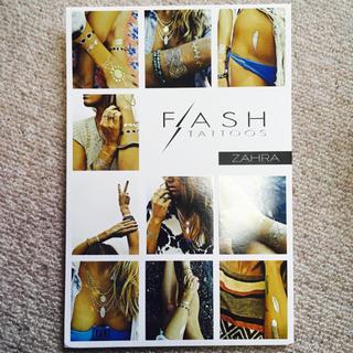 アリシアスタン(ALEXIA STAM)のタトゥーシール flash tattoos zahra(その他)