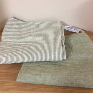 MUJI (無印良品) - 【2枚セット】無印枕カバーの通販 by ei ムジルシリョウヒンならラクマ