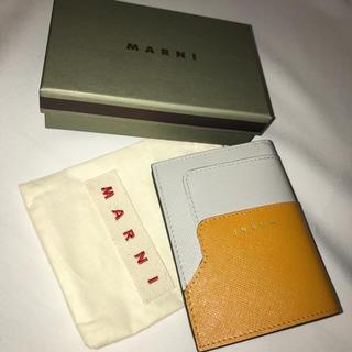 マルニ(Marni)のMARNI 二つ折り財布(折り財布)